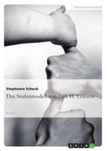 eBook Das Stufenmodell von Erik H. Erikson Cover
