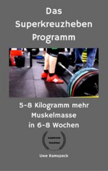 eBook Das Superkreuzheben Programm Cover