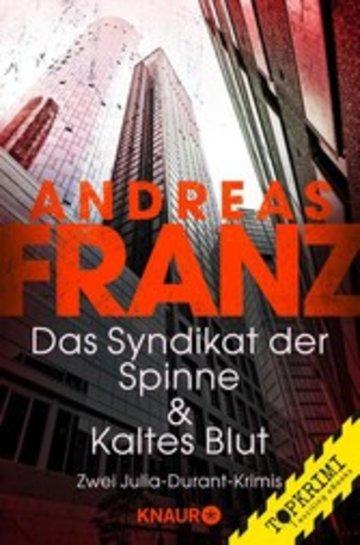 eBook Das Syndikat der Spinne + Kaltes Blut Cover