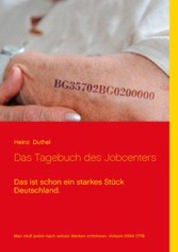 eBook Das Tagebuch des Jobcenters Cover