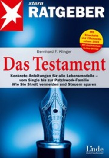 eBook Das Testament Cover