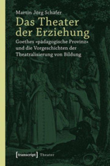 eBook Das Theater der Erziehung Cover