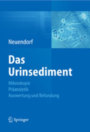 eBook Das Urinsediment Cover