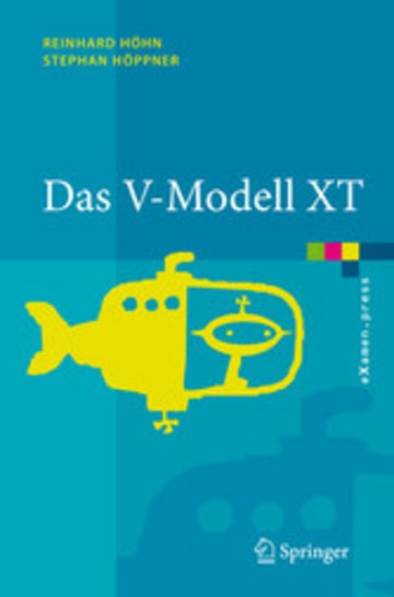 eBook Das V-Modell XT Cover