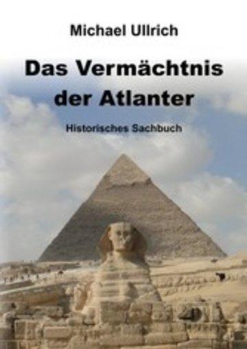 eBook Das Vermächtnis der Atlanter Cover