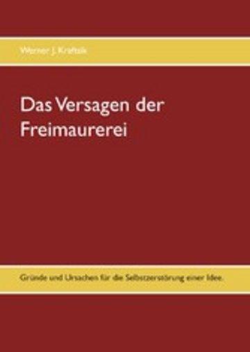 eBook Das Versagen der Freimaurerei Cover