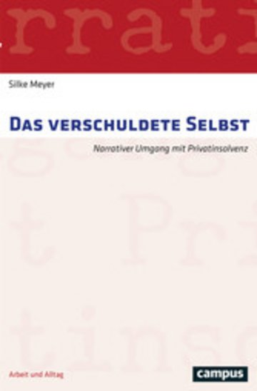 eBook Das verschuldete Selbst Cover