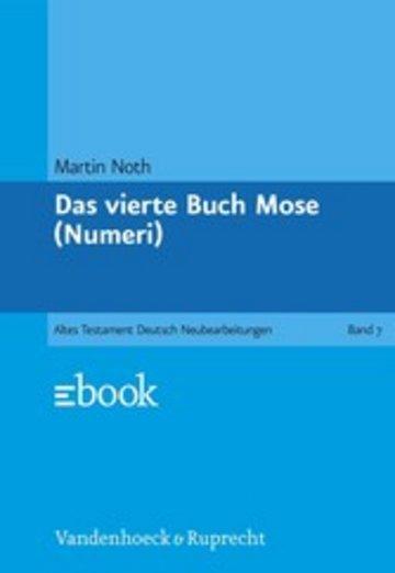 eBook Das vierte Buch Mose Cover