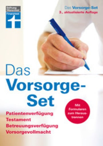 eBook Das Vorsorge-Set Cover