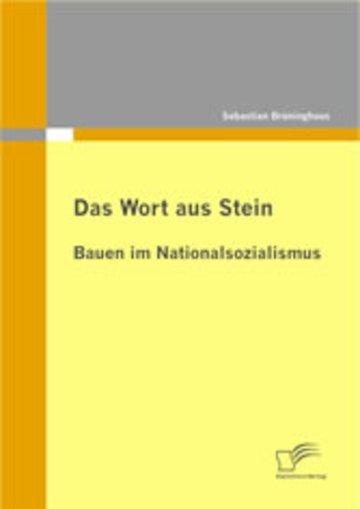 eBook Das Wort aus Stein Cover