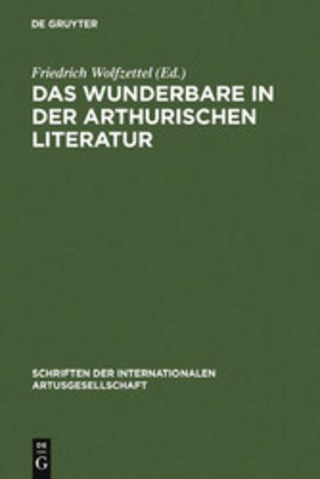 eBook Das Wunderbare in der arthurischen Literatur Cover