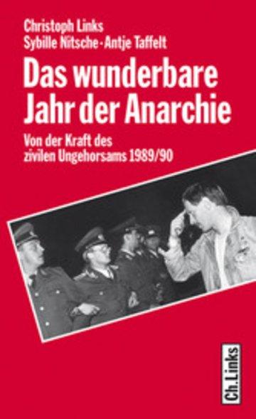 eBook Das wunderbare Jahr der Anarchie Cover