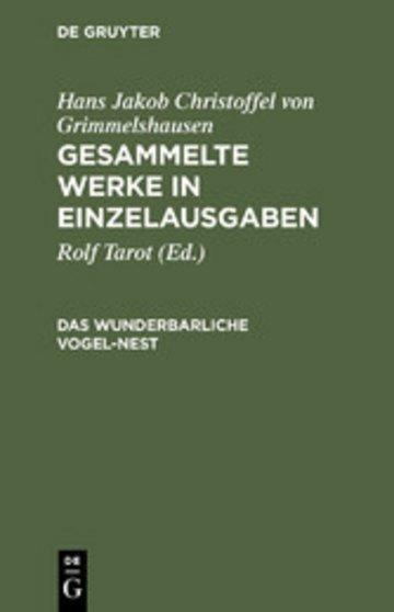 eBook Das wunderbarliche Vogel-Nest Cover
