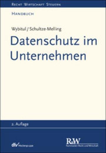 eBook Datenschutz im Unternehmen Cover