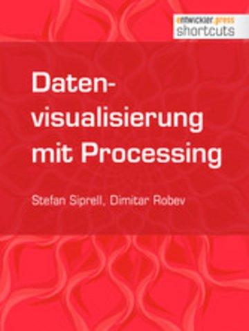 eBook Datenvisualisierung mit Processing Cover