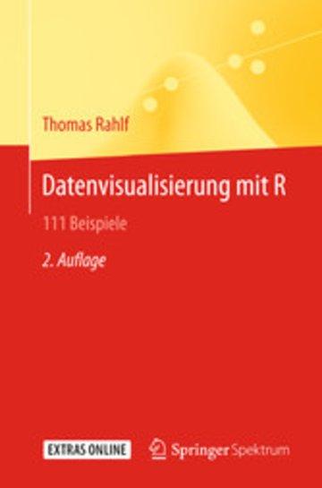 eBook Datenvisualisierung mit R Cover