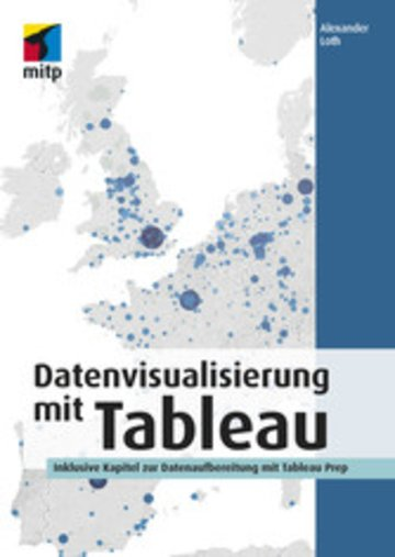 eBook Datenvisualisierung mit Tableau Cover
