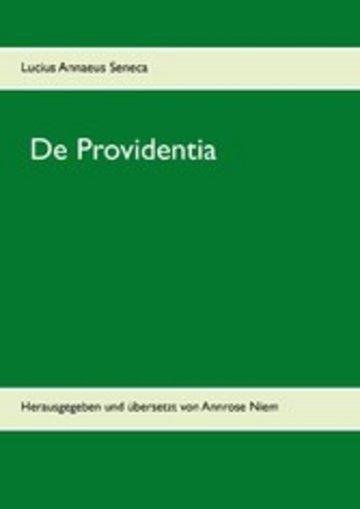 eBook De Providentia Cover
