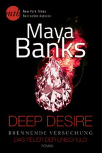 eBook Deep Desire - Brennende Versuchung: Das Feuer der Unschuld Cover