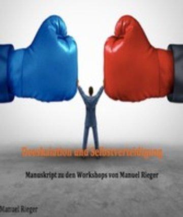 eBook Deeskalation und Selbstverteidigung Cover