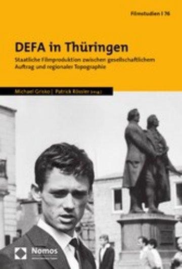 eBook DEFA in Thüringen Cover