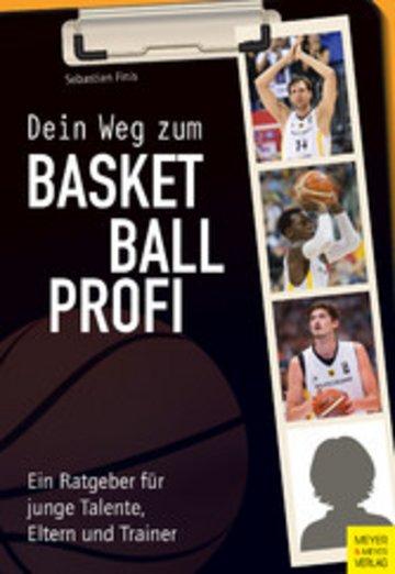 eBook Dein Weg zum Basketballprofi Cover