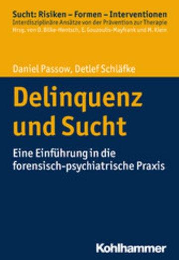 eBook Delinquenz und Sucht Cover