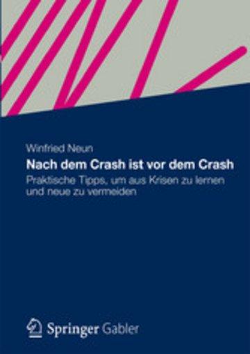 eBook Nach dem Crash ist vor dem Crash Cover