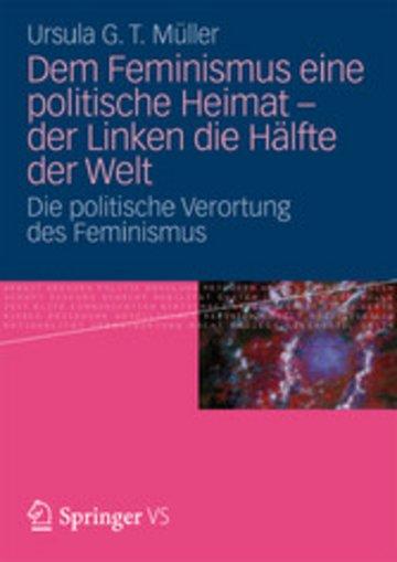 eBook Dem Feminismus eine politische Heimat - der Linken die Hälfte der Welt Cover