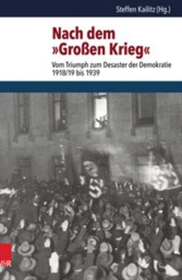 eBook Nach dem »Großen Krieg« Cover
