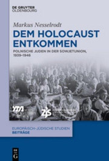 eBook Dem Holocaust entkommen Cover