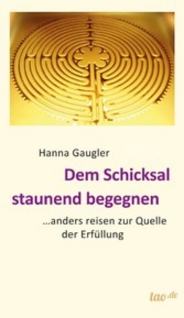 eBook Dem Schicksal staunend begegnen Cover