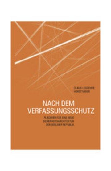 eBook Nach dem Verfassungsschutz Cover