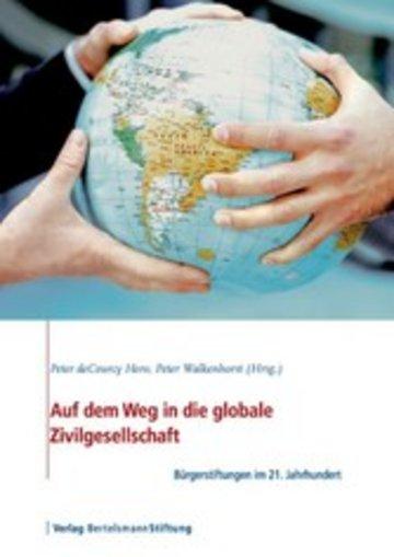 eBook Auf dem Weg in die globale Zivilgesellschaft Cover