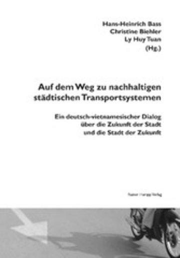 eBook Auf dem Weg zu nachhaltigen städtischen Transportsystemen Cover