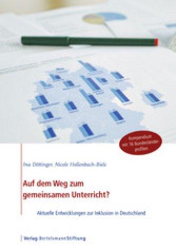 eBook Auf dem Weg zum gemeinsamen Unterricht? Cover