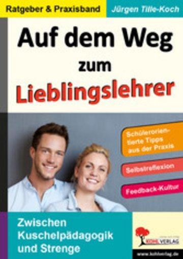 eBook Auf dem Weg zum Lieblingslehrer Cover