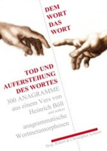 eBook Dem Wort das Wort. Cover