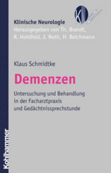 eBook Demenzen Cover