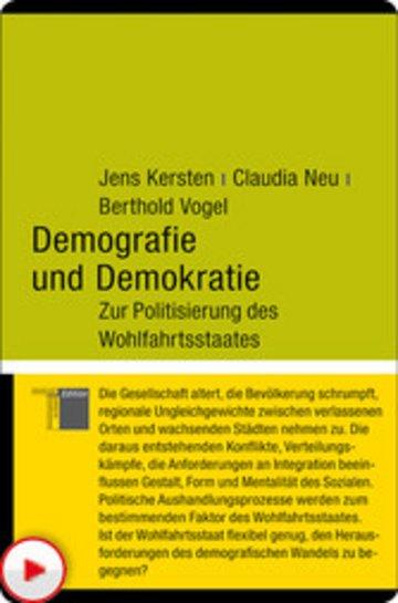 eBook Demografie und Demokratie Cover