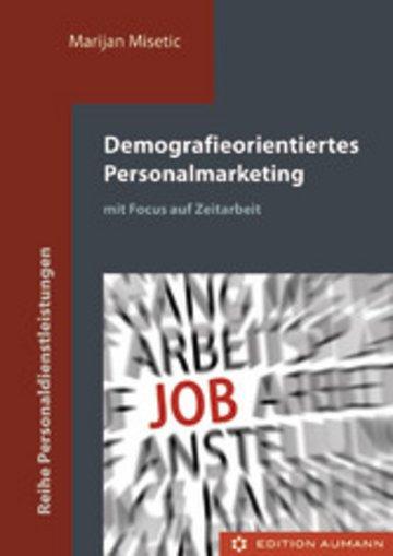 eBook Demografieorientiertes Personalmarketing Cover