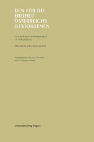 eBook Den für die Freiheit Österreichs gestorbenen Cover