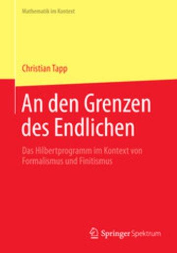 eBook An den Grenzen des Endlichen Cover