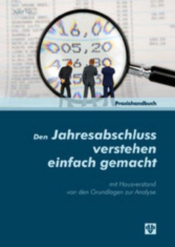 eBook Den Jahresabschluss verstehen einfach gemacht (Ausgabe Österreich) Cover