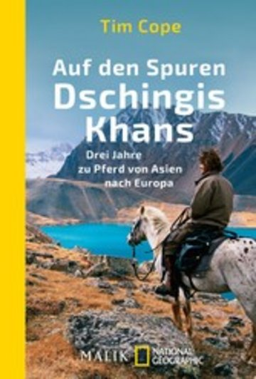 eBook Auf den Spuren Dschingis Khans Cover