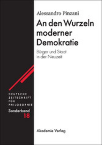 eBook An den Wurzeln moderner Demokratie Cover