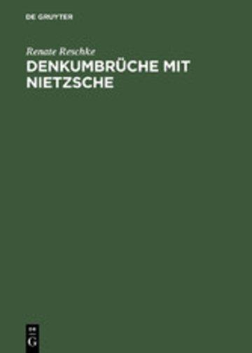 eBook Denkumbrüche mit Nietzsche Cover