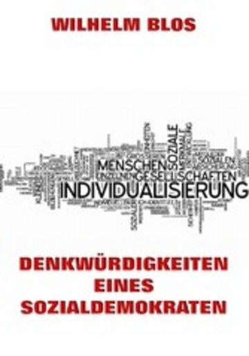 eBook Denkwürdigkeiten eines Sozialdemokraten Cover