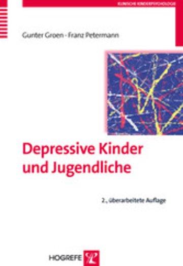 eBook Depressive Kinder und Jugendliche Cover