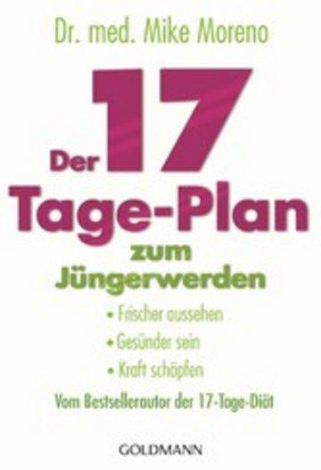 eBook Der 17-Tage-Plan zum Jüngerwerden Cover